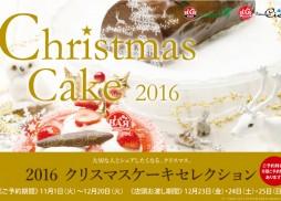 クリスマスケーキアイコン
